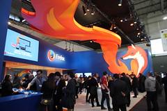 Firefox au #MWC14