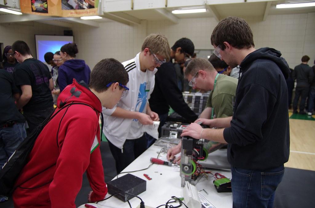 Imgp0430 2014 Botsiq Robotics Competition At