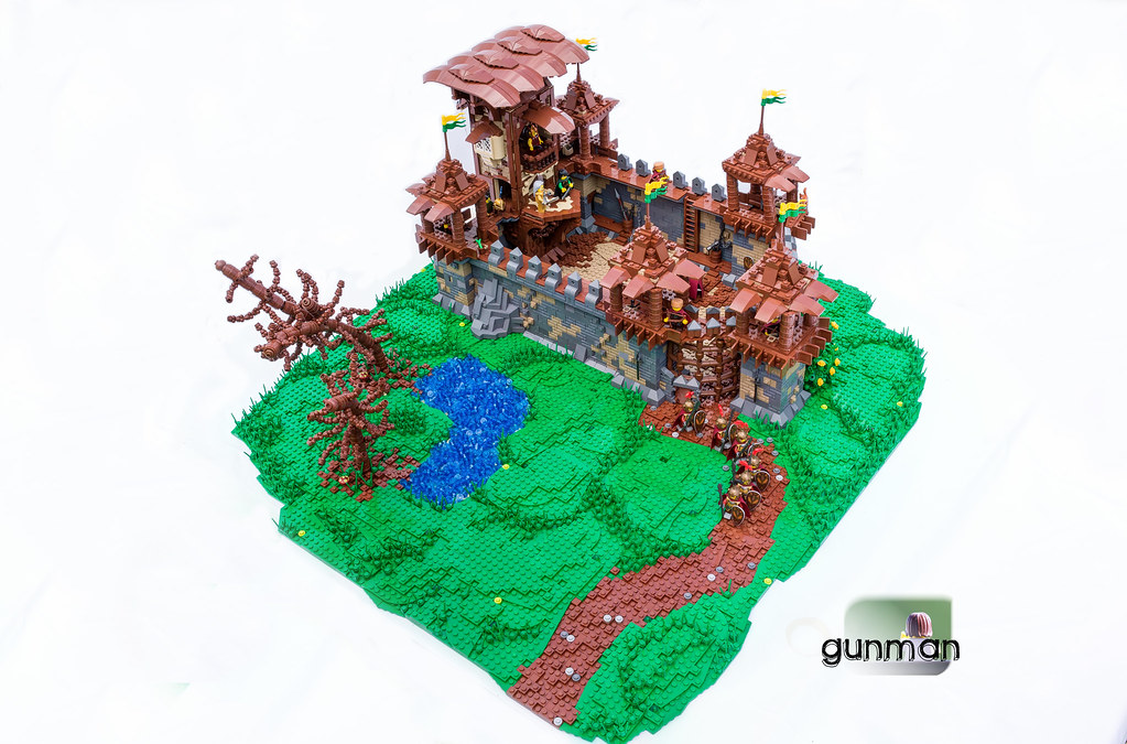 [Guilds of Historica]: Egnatia Fortress  13539194505_5da432c93b_b