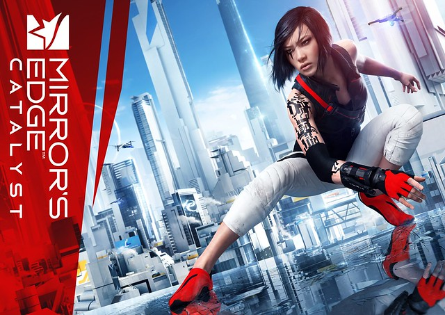 Mirrors Edge on PS4