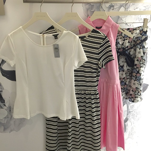 Ann Taylor Fitting Room Updates 6/26/15