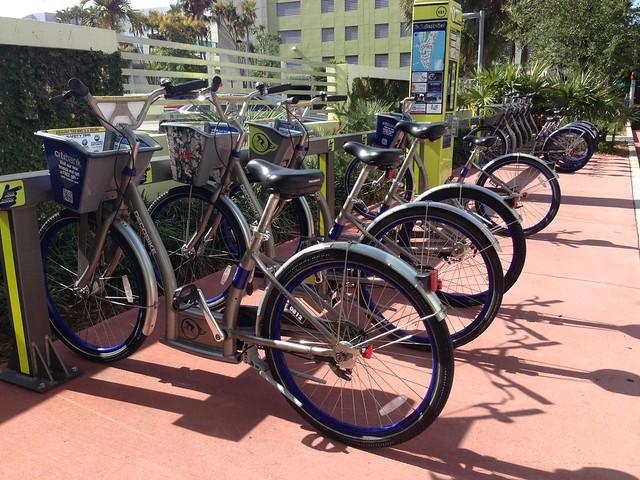 Miami Beach Bike Hire