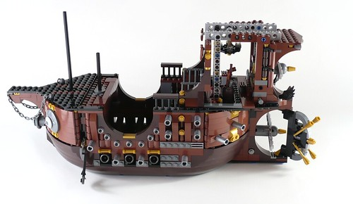 70810 MetalBeard's Sea Cow 309