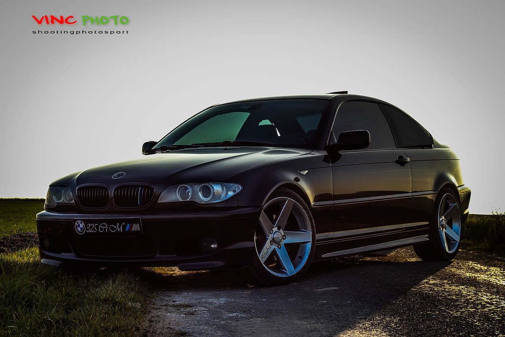 bmw e46 325 ci smg pack m vincphotography flickr. Black Bedroom Furniture Sets. Home Design Ideas