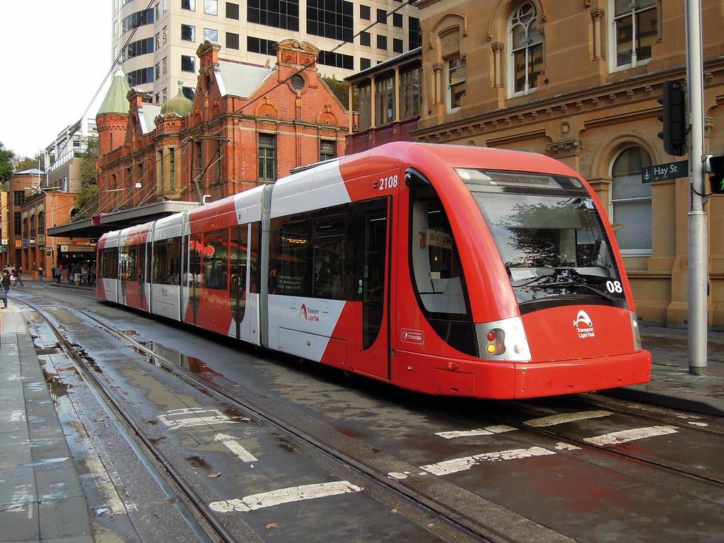 sydney light rail - photo #20