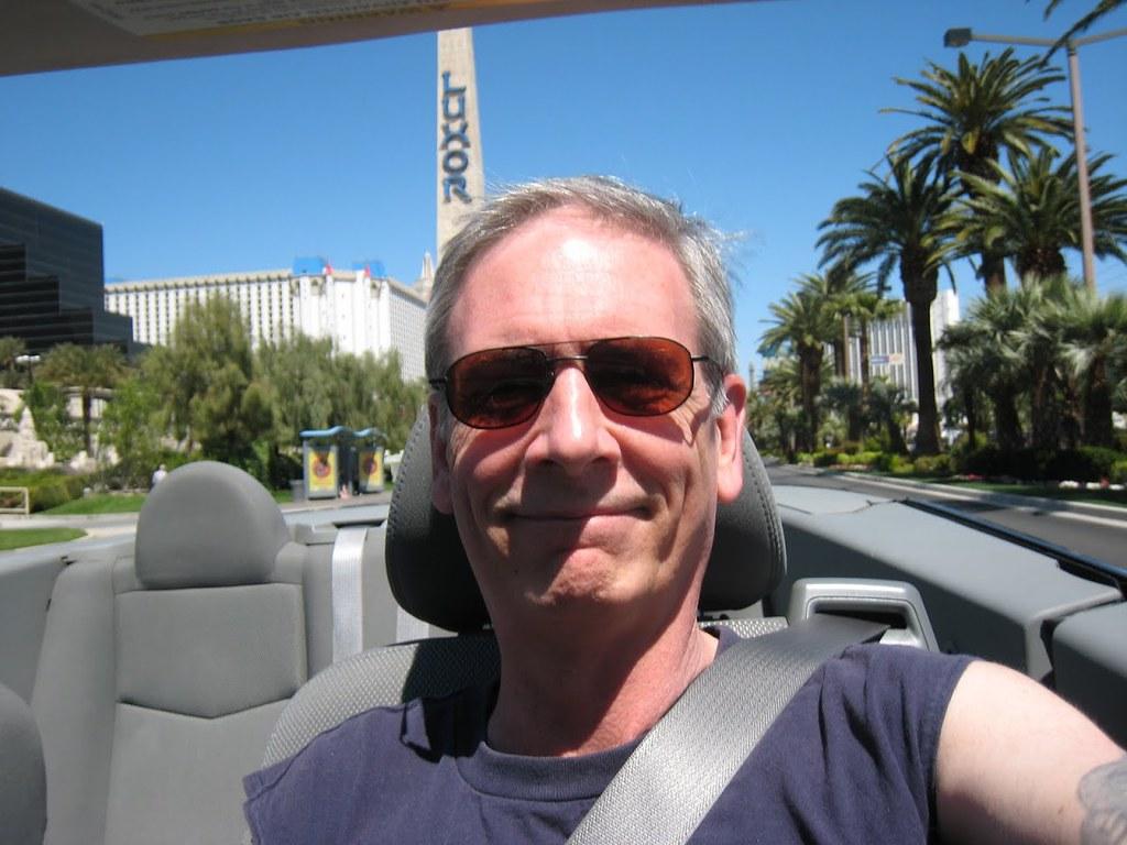Chris Knudsen Las Vegas The Strip Christian Knudsen