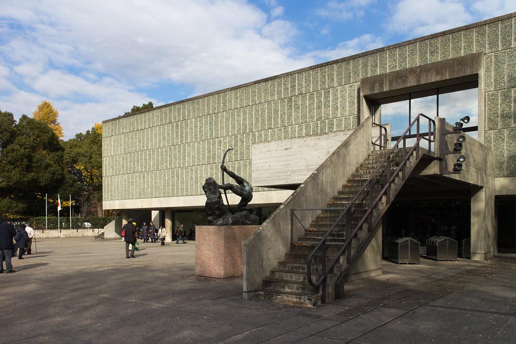 Tokyo National Museum of Western Art (8)  Le Corbusier ...