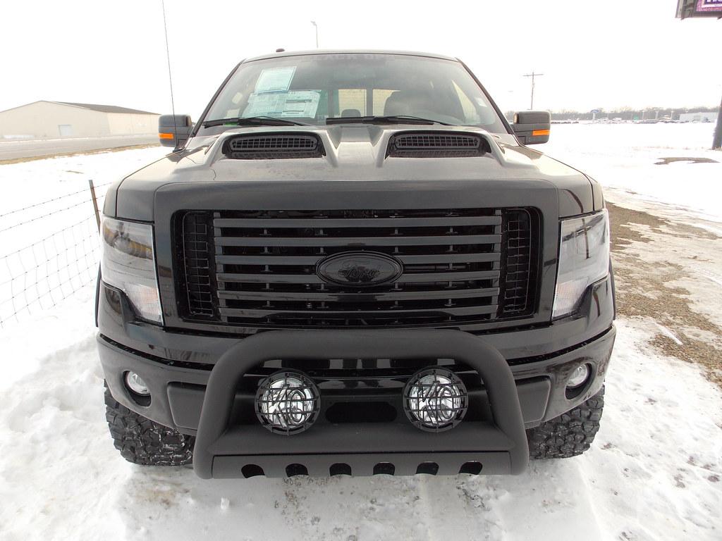 2014 F-150 FX4 Black Ops | 2014 Ford F-150 FX4 Black Ops Edi