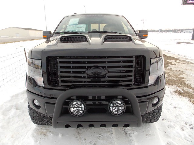 2014 Ford F 150 Fx4 Tuscany Black Ops | Autos Post