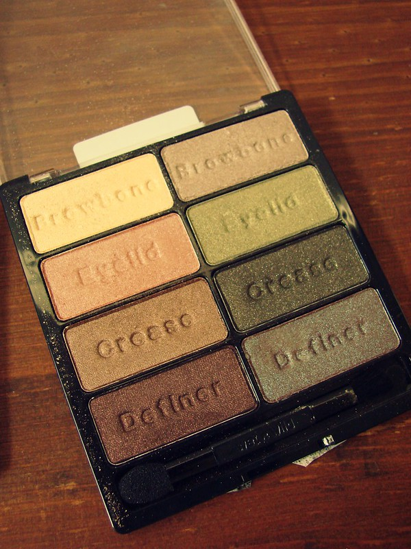 Drugstore Neutral Eyeshadow Palettes 7