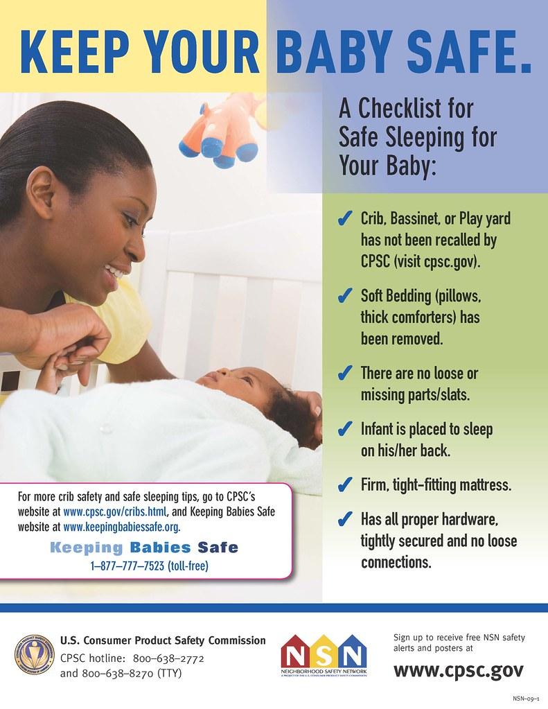 Safe Sleep For Infants Under  Months Old Car Seats