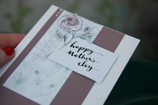 Bloom Beautiful Mother's Day Card by StickerKitten