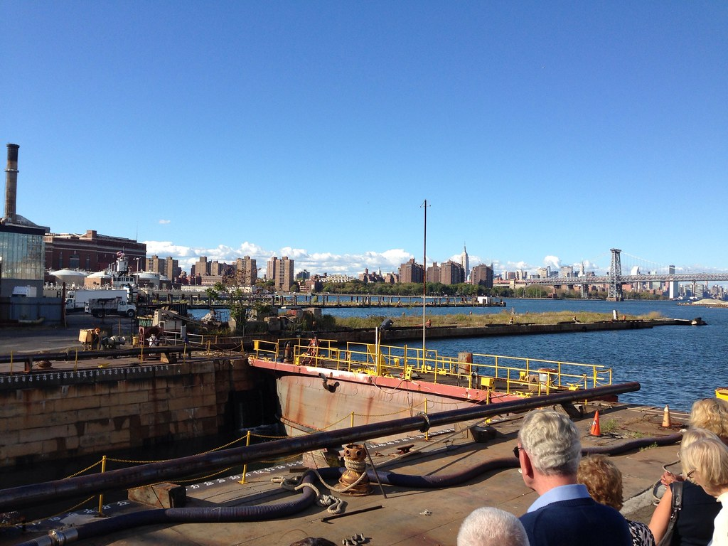Brooklyn Navy Yard Tour Review
