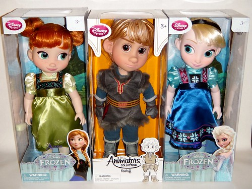 Dolls Collection Collection Kristoff Doll