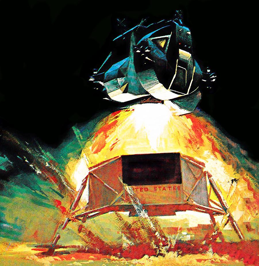 lift off apollo missions - photo #44