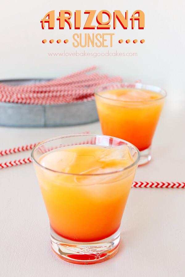 Simple Malibu Mixed Drinks