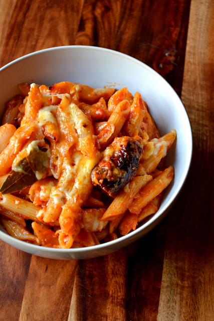 How To Make Pasta Bake