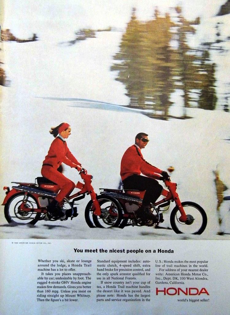 New Honda  Motorcycle