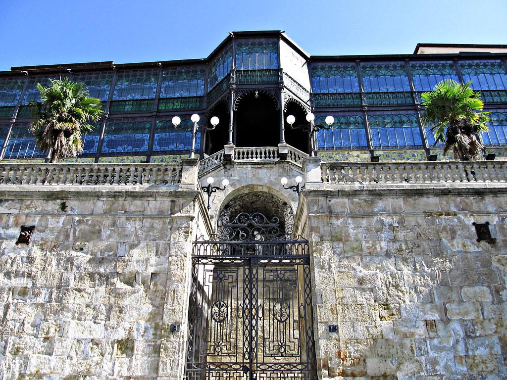 Casalis img 7331 fachada posterior de la casa lis - La casa lis de salamanca ...