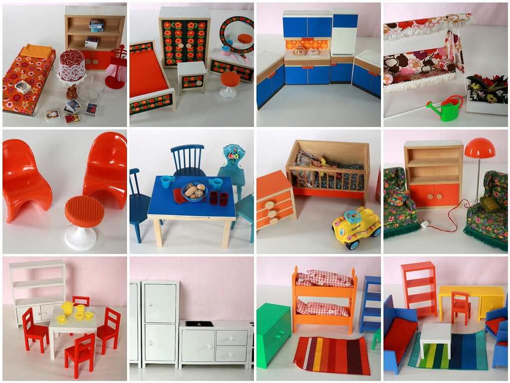 Bodo Hennig bodo hennig ikea lillabo dollhouse furniture also blogge flickr