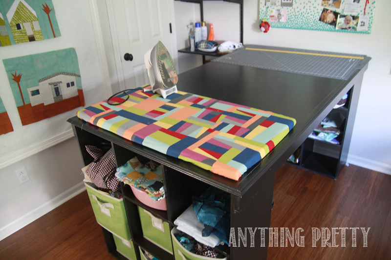 Cutting Craft Tables And Storage