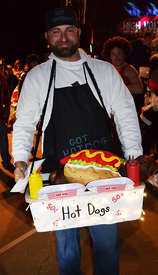 Hot Dog Whinner