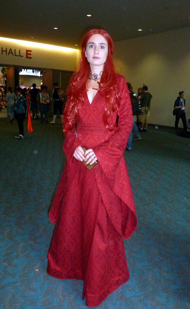 Melisandre Halloween Costume