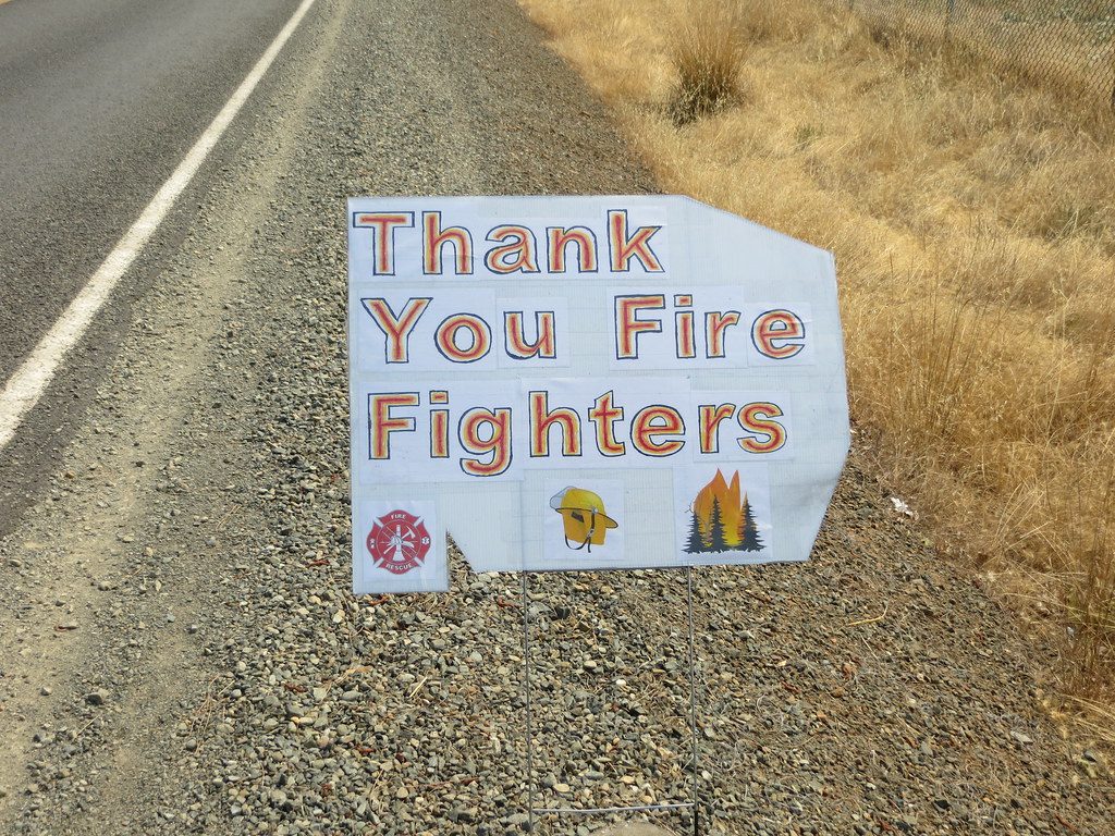 Image Result For Thank You Firefighters