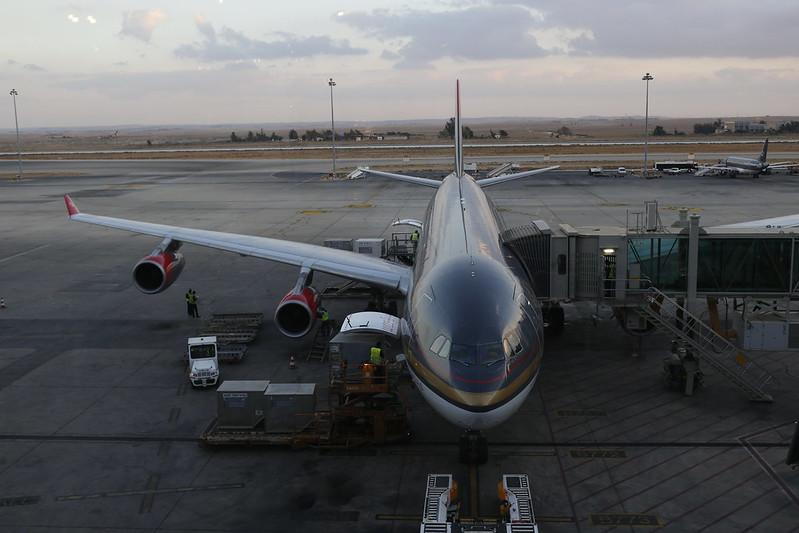 Royal Jordanian Airbus A340
