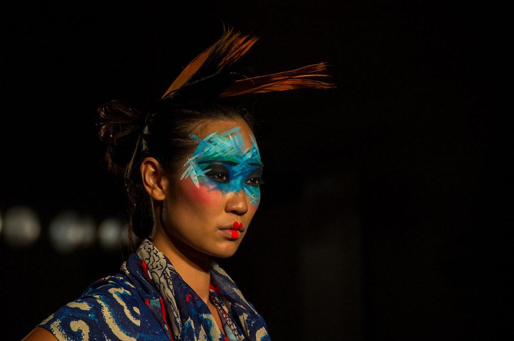 Kansai Yamamoto Designer Kansai Yamamoto Fashion Show