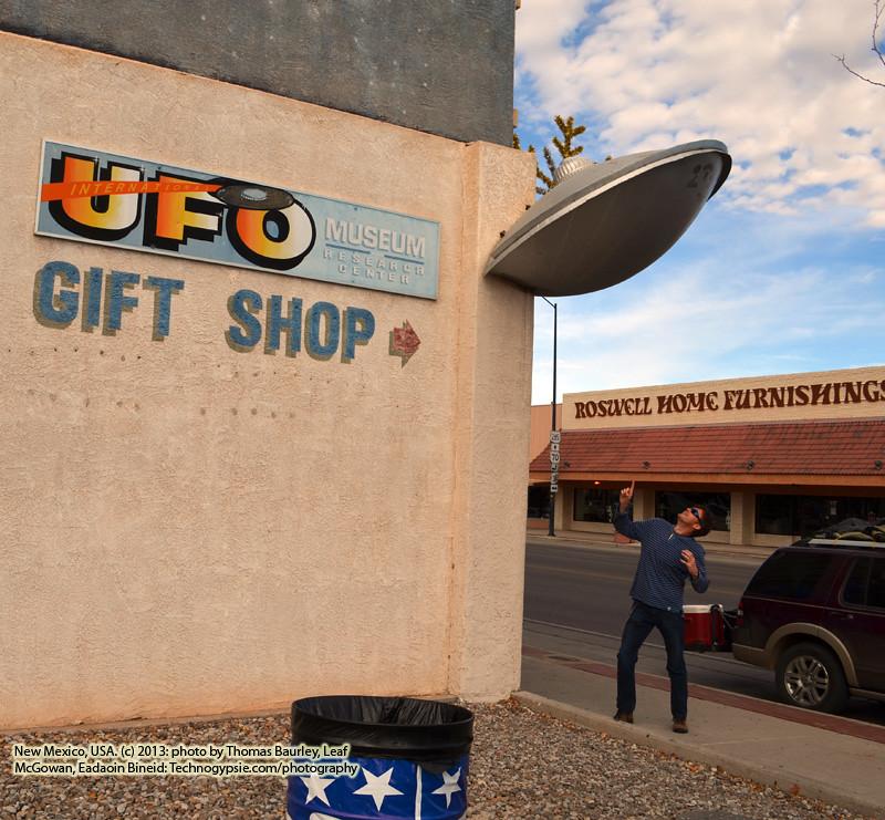 Ufo Shop
