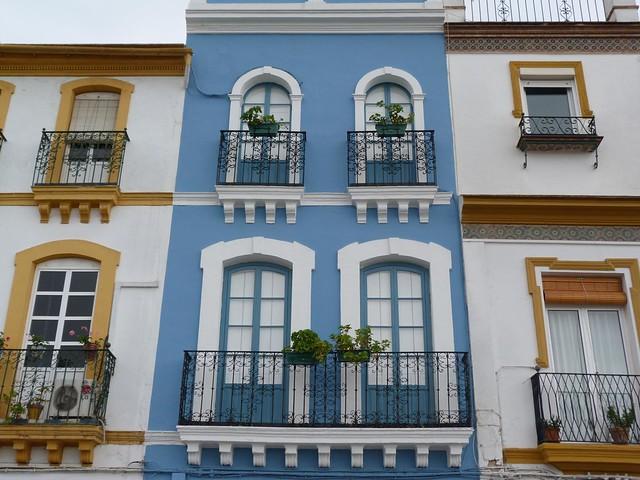 Calle Betis (Triana, Sevilla)