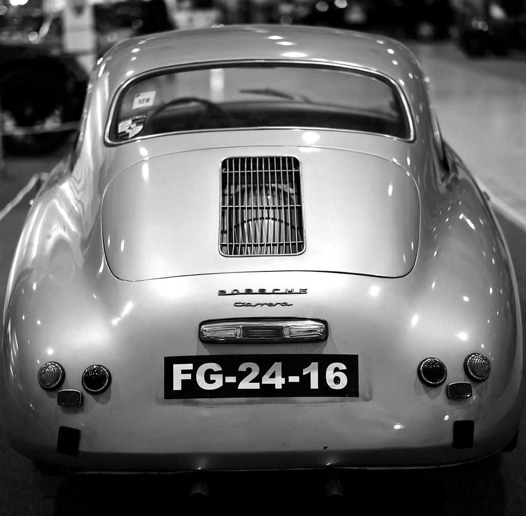 Porsche 356 Carrera Motorcl 225 Ssicos Lisbon Portugal In