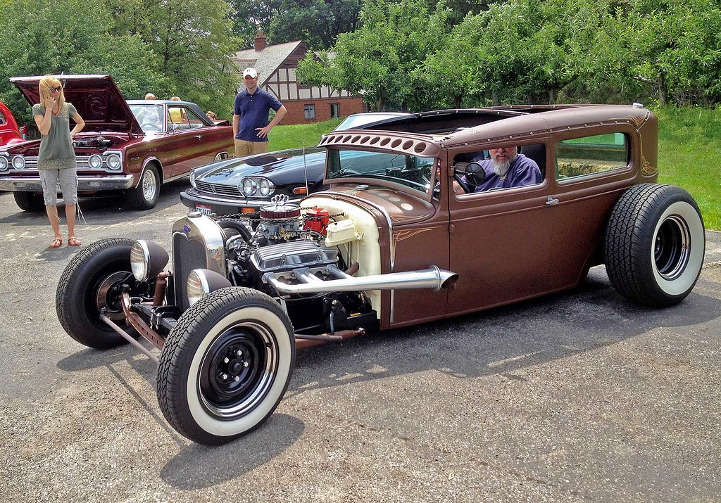Model A rat rod anyone....? - The Hull Truth - Boating and Fishing Forum