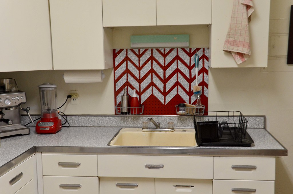 Pegboard Backsplash Look 2 Ih Flickr