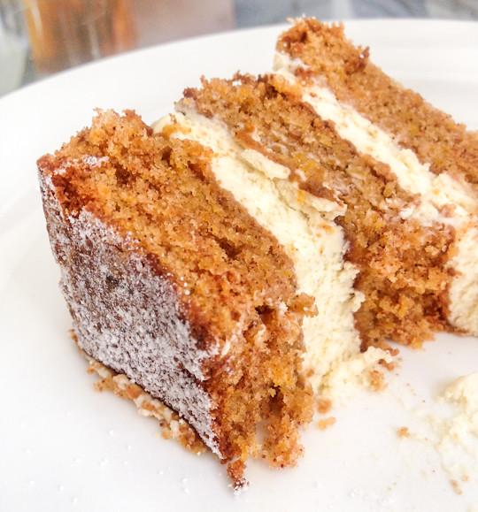 Carrot Cake White Self Raising Flour