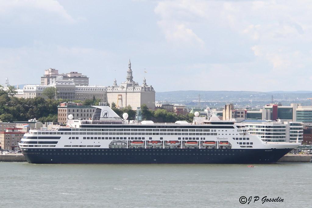 Ms Maasdam Rotterdam Holland America Line Cruise Lin