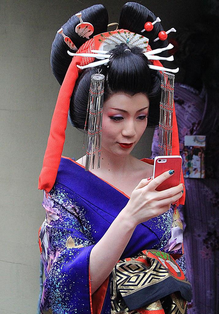 Only In Japan Maiko Makeover Near Kiyomizu Dera Kyoto