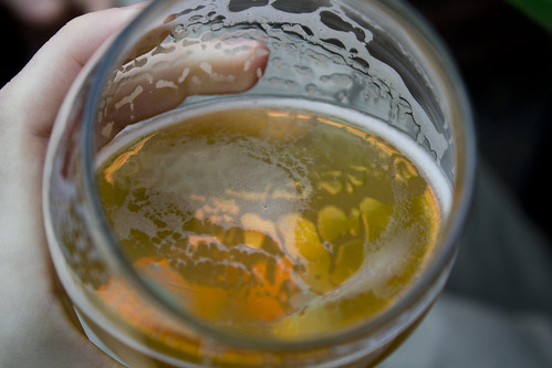 clarity of beer