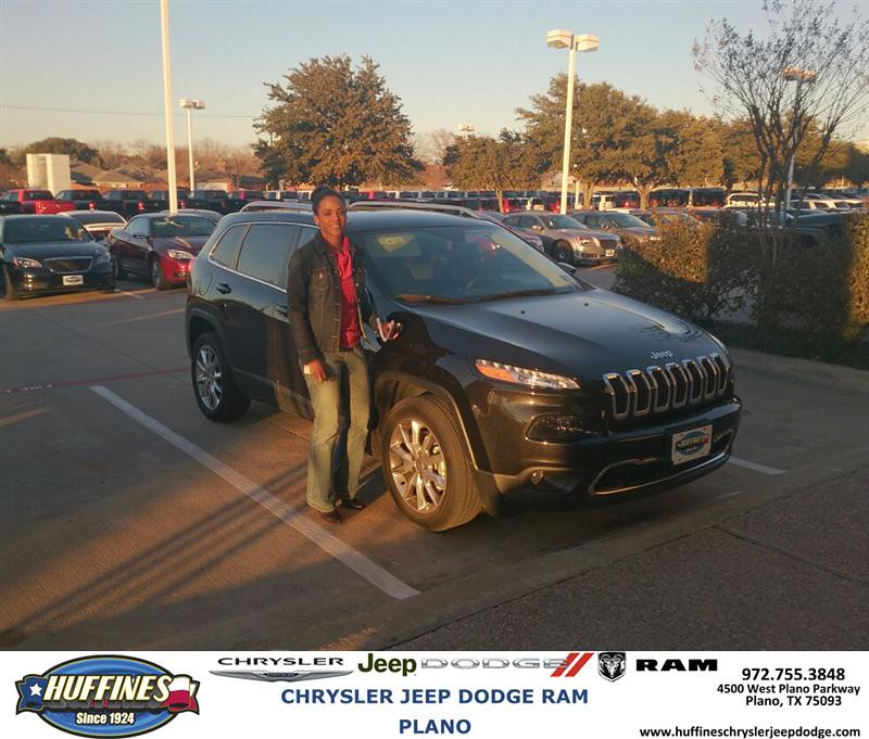 Thank You To Lisa Conley On Your New 2014 Jeep Cherokee