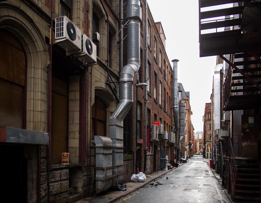 Chinatown Back Street John Hartley Flickr