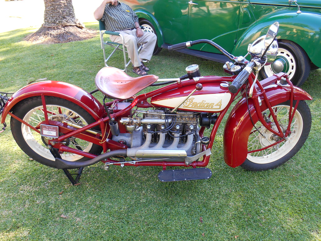 All Car Company >> 1930 Indian Four Motorcycle | Very rare 1930 Indian Four ...