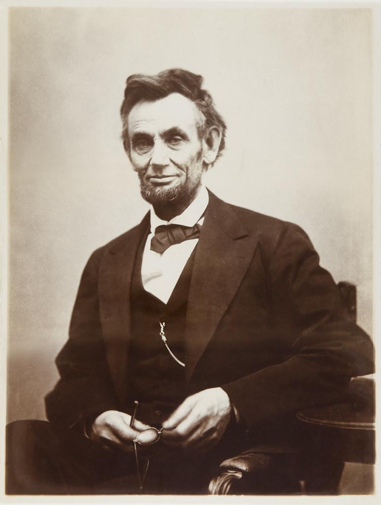 Abraham Lincoln In September 1906 Henry Hughes Of The