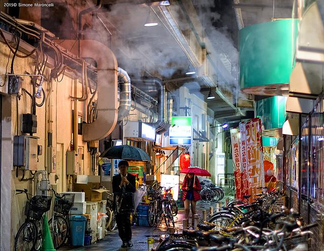 Inside Blade Runner - Ayase Tokyo