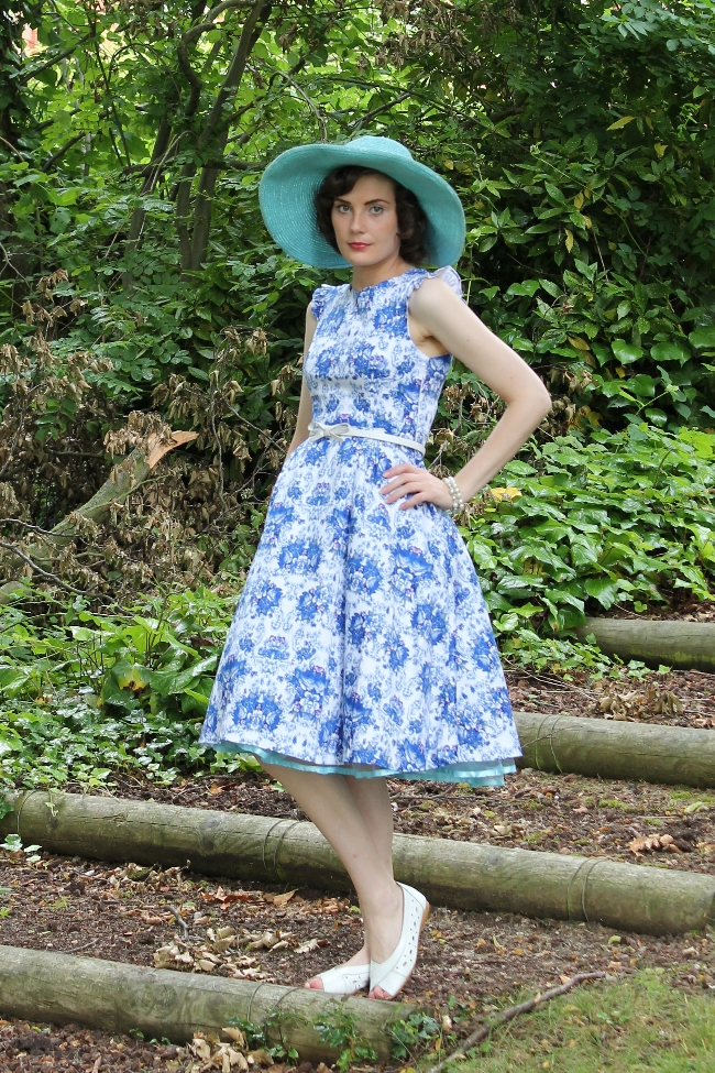 lindy bop ruth dress via lovebirds vintage