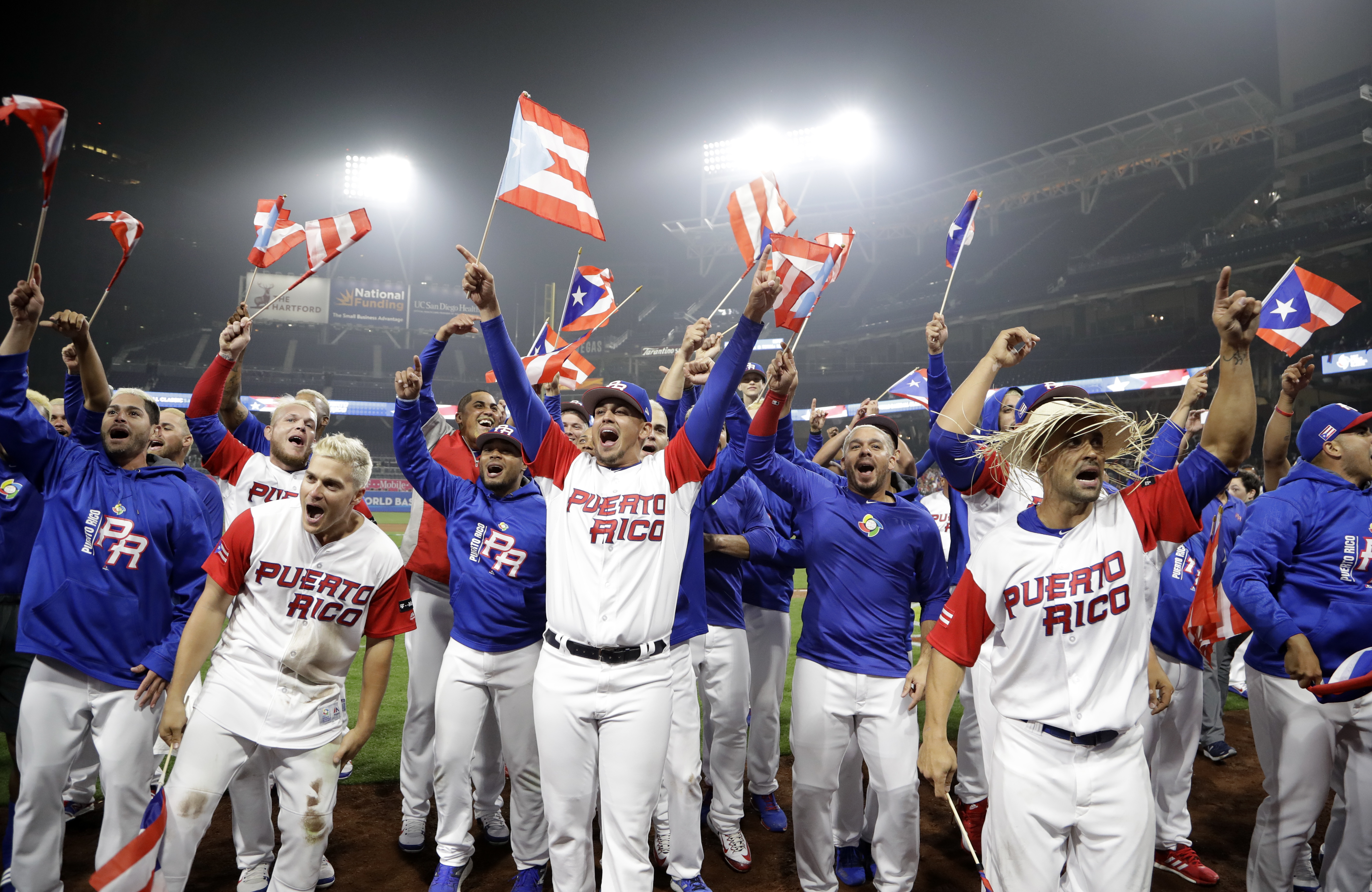 波多黎各代表隊。(資料照,達志影像)