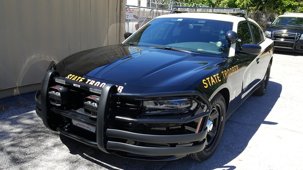 Florida Highway Patrol Fhp 2017 Dodge Charger With Westi