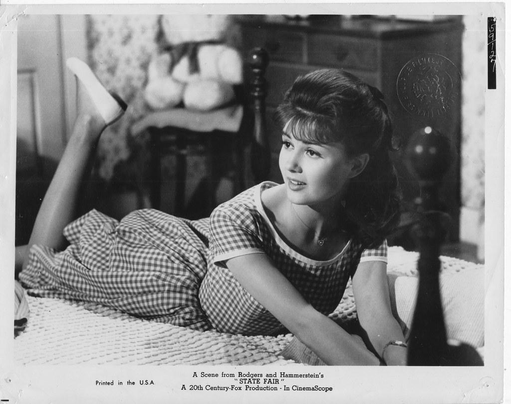 State Fair StBW#27 Pamela Tiffin : Movie Ink. : Flickr