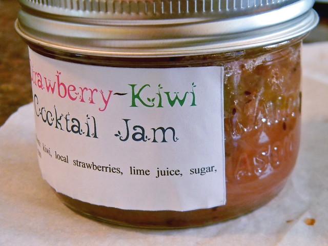Strawberry-Kiwi Cocktail Jam | Flickr - Photo Sharing!