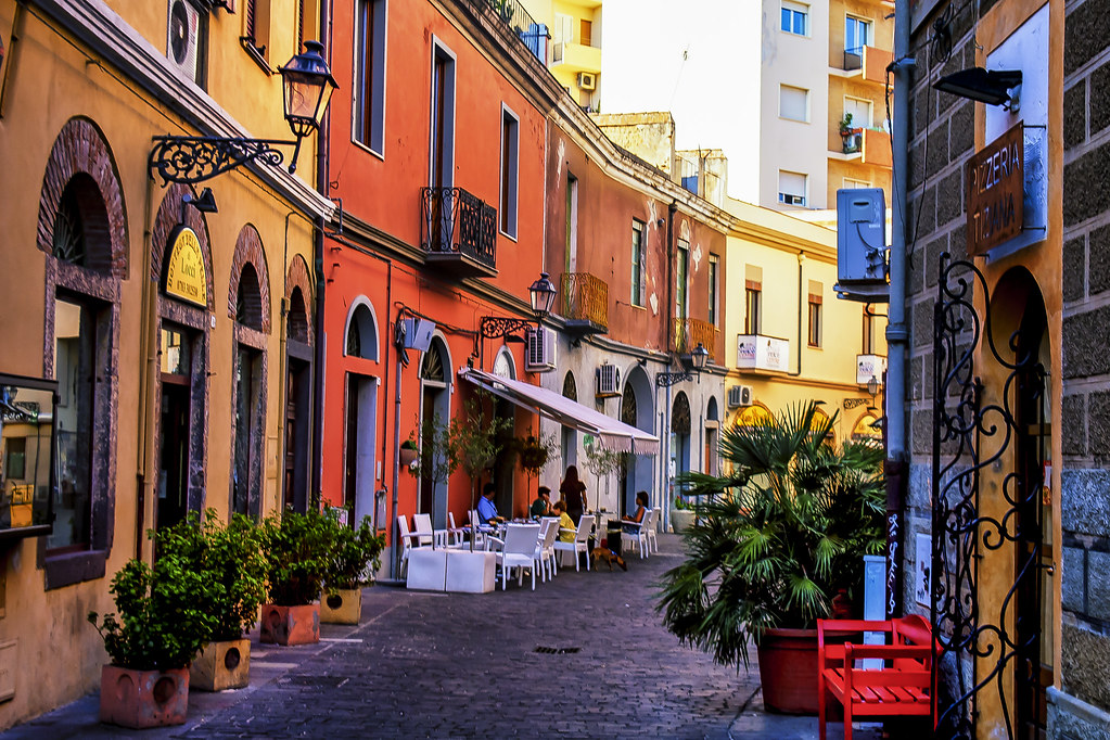 Properties Cagliari Coast